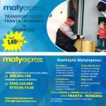 Maty Expres  Transport colete Franta Romania la domiciliu